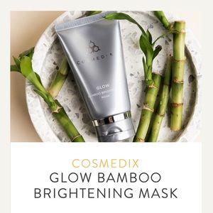 NWT Cosmedix Glow Bamboo Brightening Mask ✨